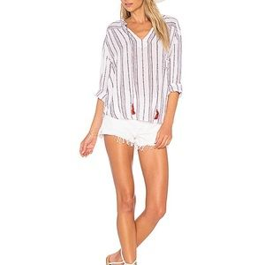 Rails 'Emily Braided Stripe' top - Size Medium